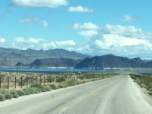 Lake mead, Nevada, Driving, Rv, Dry Camping.