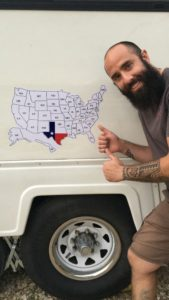 State, map, Texas