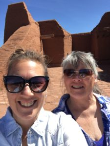 family, RV, Santa Fe, New Mexico, Exploring, History