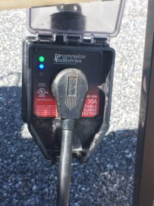 rv power surge protector, progressive surge protector, rv life, travel trailer power, motorhome power, 5th wheel power, rv life, travel trailer life, motorhome life, travel trailer life, travel life, nomad
