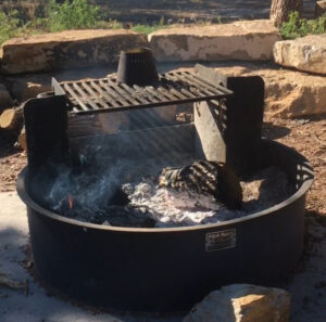 DRY CAMPING, BLM, Shavano, CO, Colorado, RV life, RV living, Fulltime RV life, Fulltime Rving, Rving, RV adventure, RV road trip, RV friends, RV with friends, don't be that guy, fire danger, fire pit