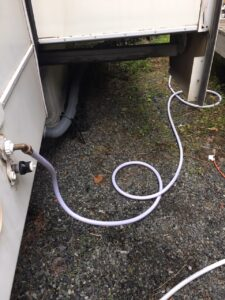 Heated hose,RV on a budget, Budget RV Frost King Heating Cable, Winter RV, Camco TastePURE, Water pressure regulator gauge, RV water pressure, RV water regulator, RV tools, RV products,Accidental snowbirds, 90 degree elbow, comco heated hose, RV hose, RV heated hose, RV project, RV life, RV adventure, RV explore, RV upgrades, RV, RVing, RV life, RV living, Full time RV, Fulltime RV, fulltime rving, go rv, go rving, boondocking, RV dry camping, dry camping, glamping, RV camping, rv exploring, rv hack, rv tips, rv tricks, DIY RV project, DIY RV,